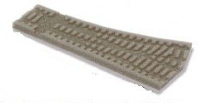 PECO ST-256 2 x Foam Track Underlay for ST-241 00 Gauge Peco Point 1st Clas Post