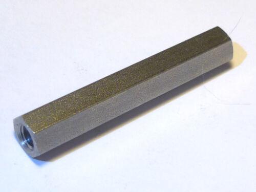 M6x50 SW10 50mm Edelstahl Abstandsbolzen Distanzbolzen Innen-Innen A2 1.4305