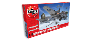 Airfix A08017 Boeing B-17G Flying Fortress Model Kit Scale 1 72 NEW TOOLING