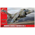 Airfix A04055 Modellbausatz Hawker Harrier Gr3