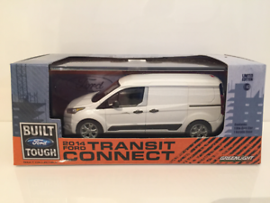 Greenlight-86044-Ford-Transit-Connecte-2014-V408-Blanc-1-43-Echelle