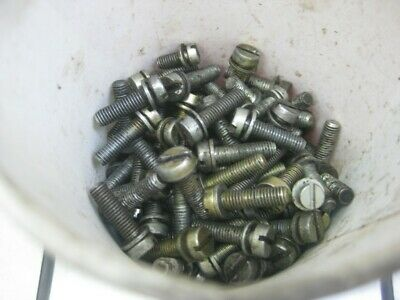 Stihl OEM HEX SOCKET Screws 90/% M5 2LB 90/% OEM Some w//Washers 90/% 16//18//20MM
