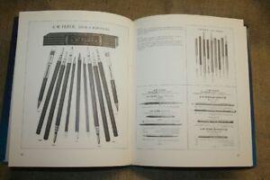 Sammlerbuch-Geschichte-der-Schreibgeraete-Griffel-Fuellhalter-Feder-Stifte
