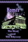 Homer - The Iliad and The Odyssey 9780977340002 by Samuel Butler Paperback