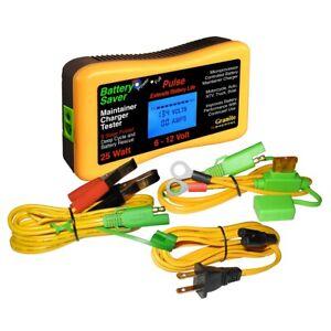Granite Digital 3015 Lcd Battery Saver Maintainer Tester