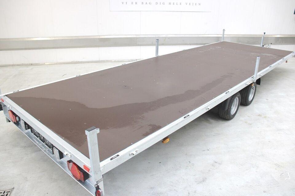 Trailer Humbaur HN 306221 GR, lastevne (kg): Humbaur HN