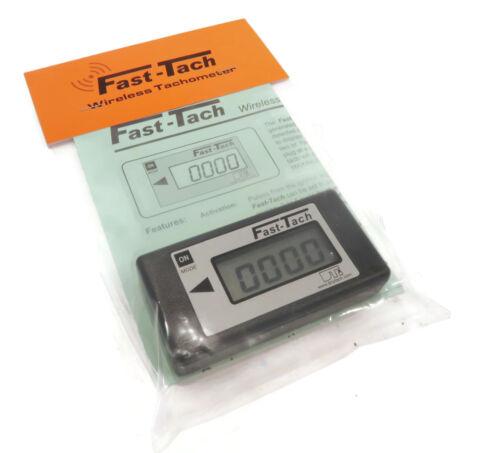 New OEM TINY TACH WIRELESS HANDHELD TACHOMETER Fast Tach DTI-100 DTI-FT100 Motor