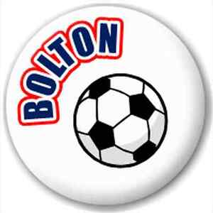 Bolton-Fc-Supporters-Football-25Mm-Pin-Button-Badge-Lapel-Pin