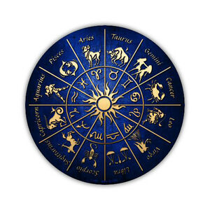 Details about Novelty Sign - Zodiac Signs, Psychic Reader, Astrology - 12