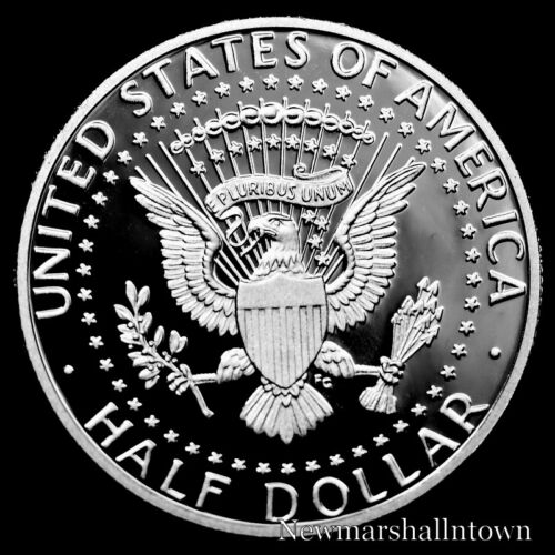 2015 P+D+S+S Kennedy Silver /& Clad Half Dollar Mint Proof Set ~ PD in Mint Wrap