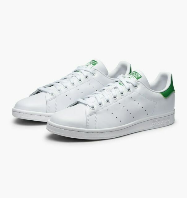 sale online cheap prices top quality {M20324} MEN'S ADIDAS ORIGINALS STAN SMITH RUNNING WHITE *NEW*