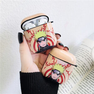 Uzumaki Naruto Pain Cover Airpods Shockproof Case For Apple Airpods Charging Box by Unbranded/Generic