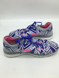 Nike-Free-TR-Fit-5-Women-039-s-Purple-Training-Running-Shoes-704695-005-Size-10