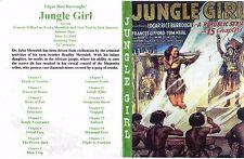jungle girl. CLIFFHANGER SERIALS ..complete