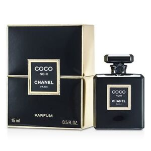 CHANEL COCO NOIR PARFUM PURE PERFUME 0.5OZ 15ML NEW IN BOX SEALED HARD TO FIND | eBay
