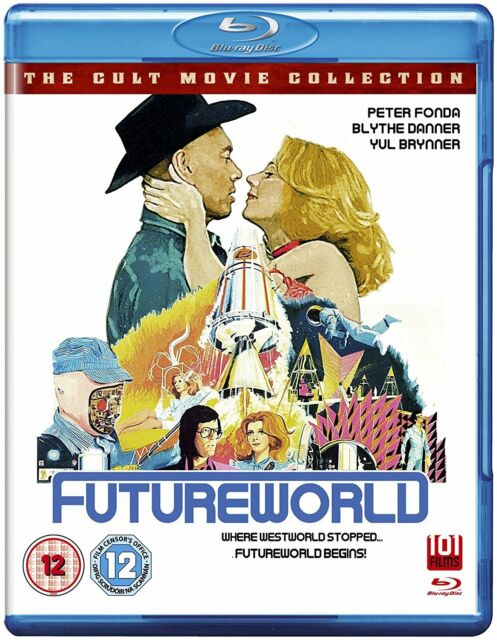 Futureworld    Blu Ray   (Brand New)  Westworld