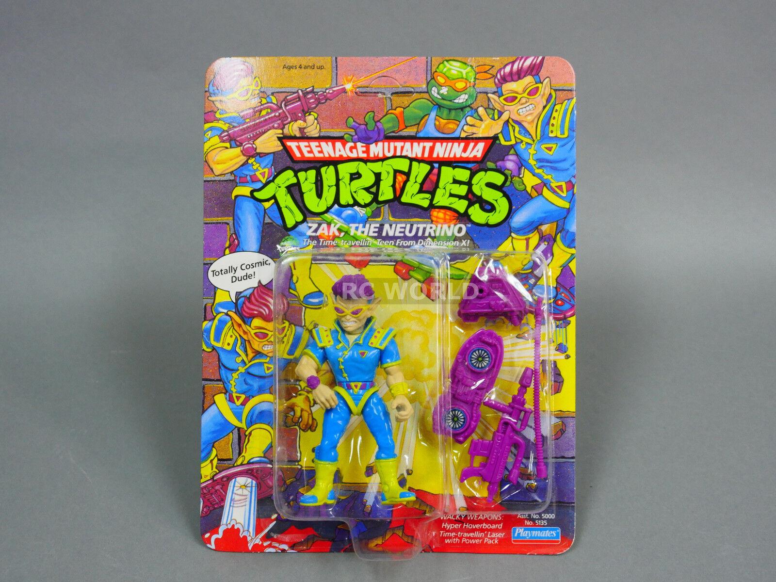 Jugarmates Teenage Mutant Ninja Turtles TEENAGE MUTANT NINJA TURTLES Zak el neutrino-ENLOMADOR -  G3