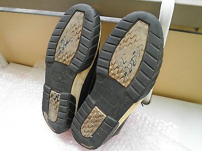 MegaGAGA ..Trendy Schuhe ..echt Leder 2xFarbig ..used Look Große 41/42