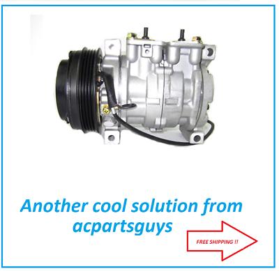 A//C Compressor fits Suzuki Grand Vitara 01-05 Suzuki XL-7 02-03 OEM 10S13C 97339