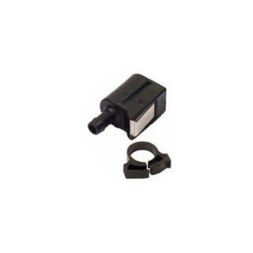 Genuine Mercury Outboard Clip On Fuel Line Connector Engine End 8mm 22-13563Q3