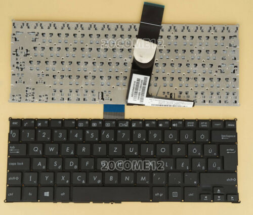 NEW FOR ASUS X200MA R202CA R202LA R202MA Keyboard Hungarian Magyar black