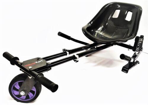 Noir Suspension Original hoverkart Conversion Kit Turn Hoverboard dans Karts