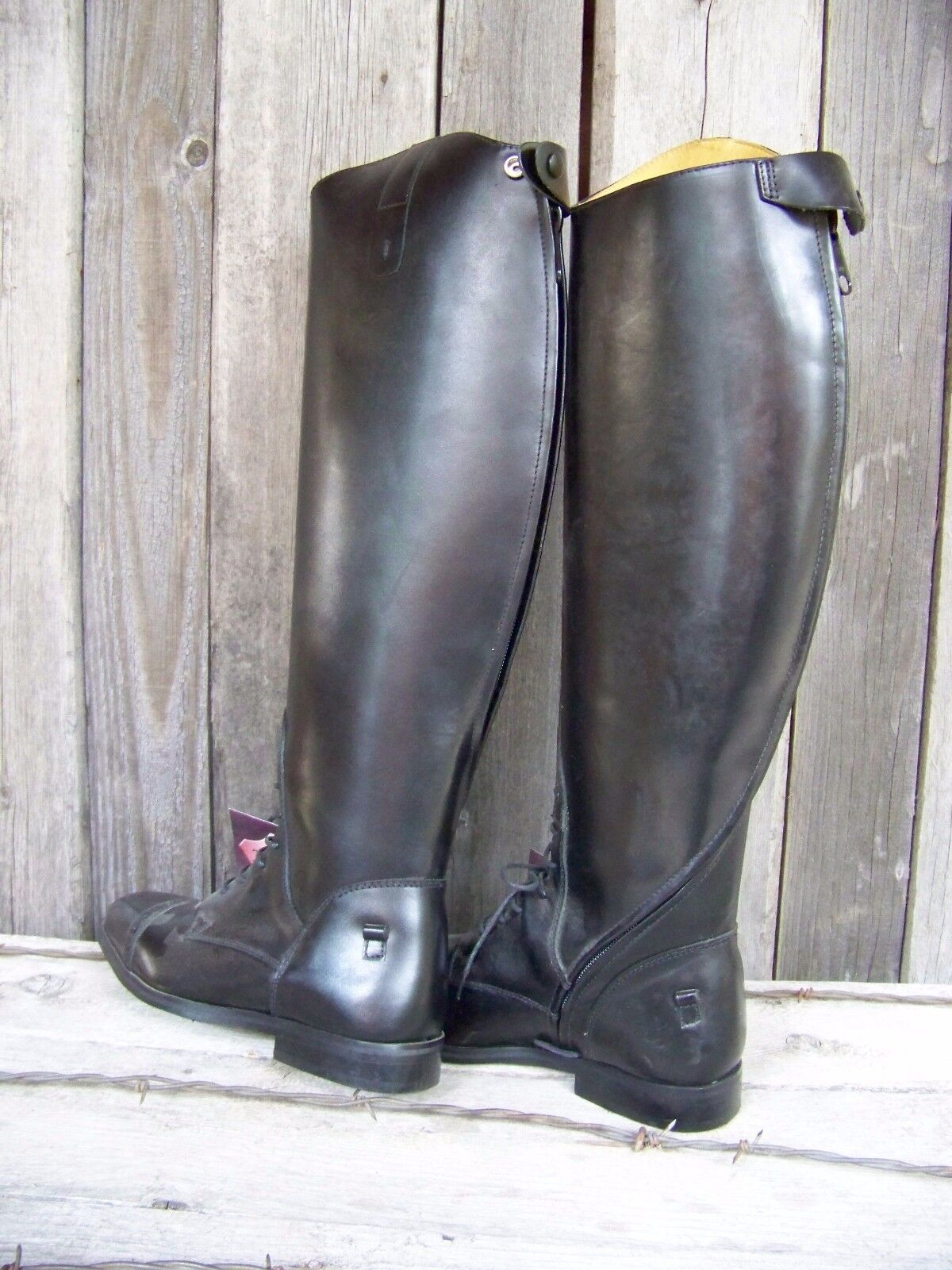 Field Stiefel with for Slide Zip - TuffRider for with Damens (Größe 10R) 37ce00
