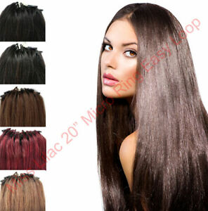 22-034-Micro-Ring-facil-bucle-Diy-Salon-Calidad-100-Real-Remy-Human-Hair-Extensiones
