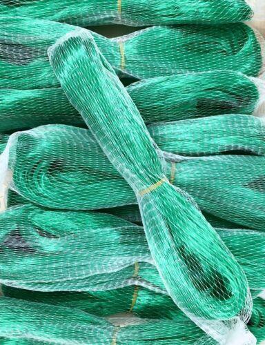 EF 7 Stück Vogelschutznetz 4 x 5 m Schutznetz Pflanzenschutznetz Teichnetz Netz