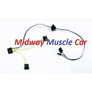windshield wiper motor wiring harness 65 chevy chevelle el caminoimage is loading windshield wiper motor wiring harness 65 chevy chevelle