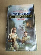 Star Trek - Battlestation by Carey (1986, Paperback)