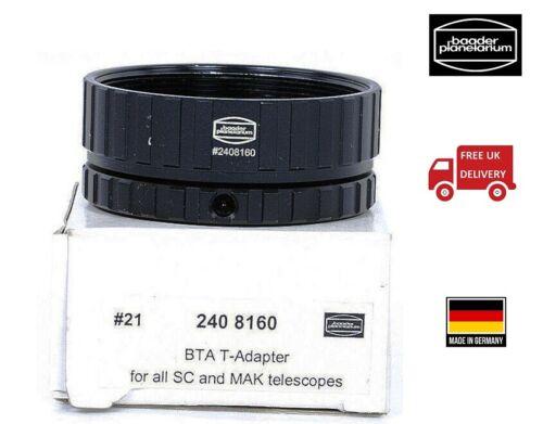 Reino Unido stock Baader SCT Hembra a Macho Adaptador T T2 2408160