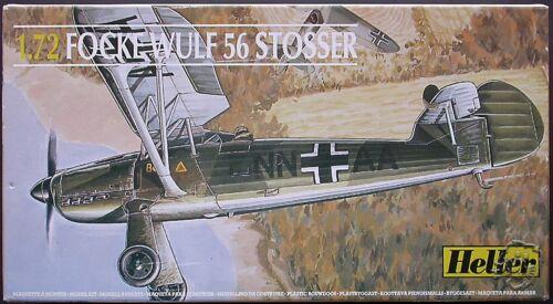 Heller 1//72 Focke Wulf Fw 56 Stosser 1993 #80238
