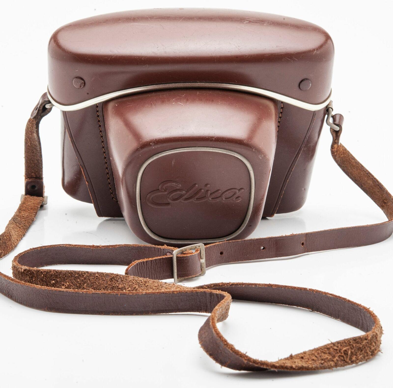 EDIXA standby Bag Camera Bag in Brown for the WIRGIN EDIXA SLR Camera