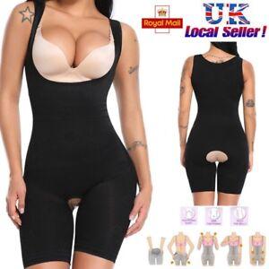 aea8b6ce81c85 Women s Ultra Slim Full Body Shaper Underbust Shapewear Fajas ...