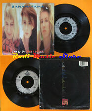 LP 45 7'' BANANARAMA Love in the first degree Mr.sleaze 1987 LONDON cd mc dvd