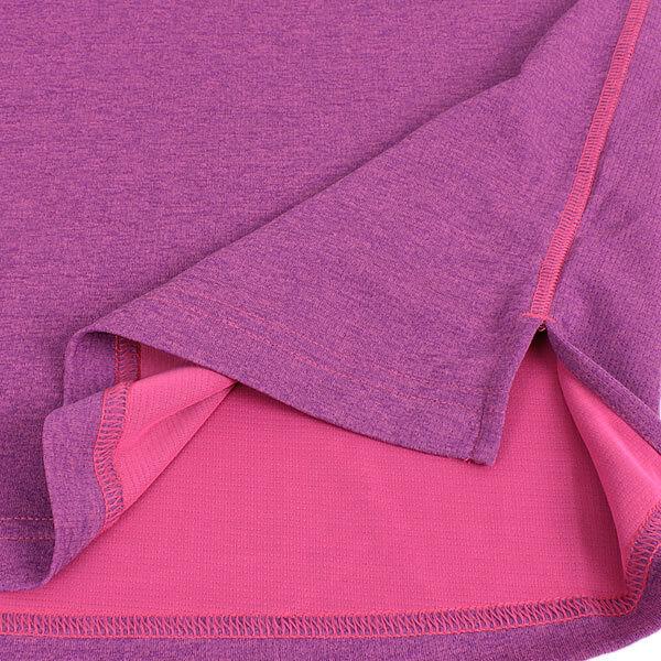 adidas Damen Climachill Shirt Sportshirt Fitness Running Tee shock pink NEU
