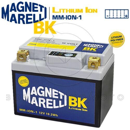 BATTERIA MAGNETI MARELLI LITIO MM-ION-1 YTX5L-BS 12V HUSQVARNA FE 450 4T 2014