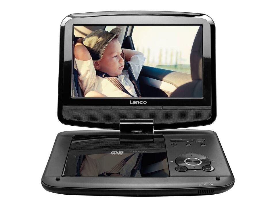 Lenco DVP-9413 - DVD-afspiller med tv-tuner
