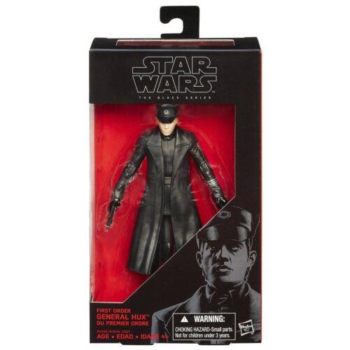 "Star Wars The Black Series 13 Premier Ordre général Hux 6/"" Figure Brand New Wave 3"