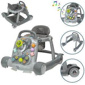 ib style® LITTLE DOLPHIN andador bebe primeros pasos correspasillos luz y sonido
