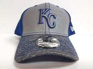 more photos f3c5e febfd Image is loading Kansas-City-Royals-Cap-New-Era-39Thirty-Stretch-