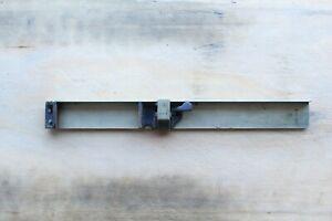 30-cm-Winkelhaken-Letterpress-Bleisatz-Buchdruck-Handsatz-Druckerei-Buchbinder