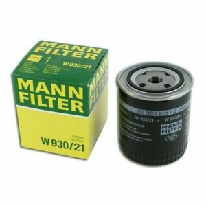 For VW Passat Audi 90 A4 Quattro Allroad S4 Engine Oil Filter Mann 078115561JMN