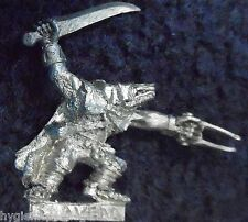 2001 Skaven alcantarilla Runner 2 Games Workshop eshin Noche Warhammer ejército Mordheim