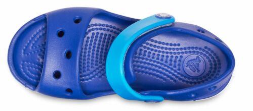 Crocs Crocband 12856 Kids Cerulean Blue//Ocean Clog Sandal