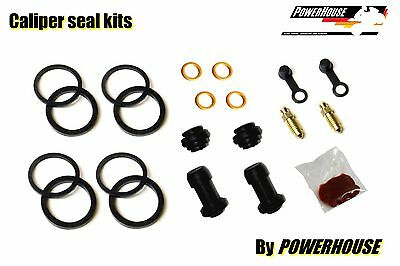 Honda CBR 1000 F FH FJ 1987 1988 87 88 front brake caliper seal repair kit set