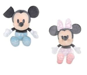 Disney-My-First-Bebe-Mickey-Minnie-Mouse-2020-Pequeno-Muneco-de-Peluche-27-5cm