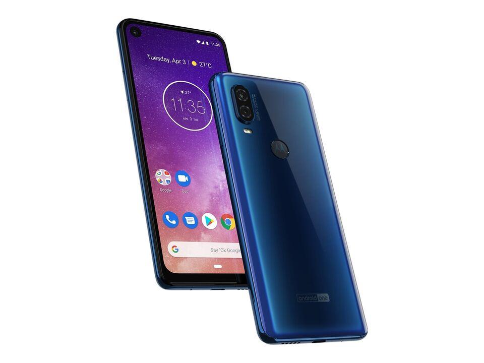 "Motorola One Vision 6.3"" 128GB 4G"