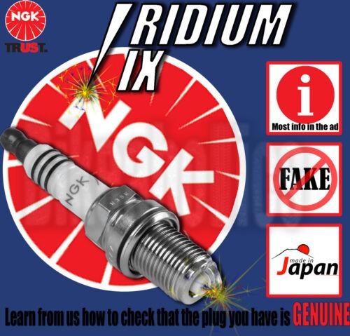 NGK Iridium Spark Plug for Harley Davidson FXSTC